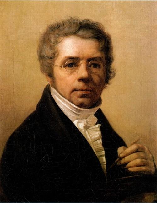 Автопортрет. 1811