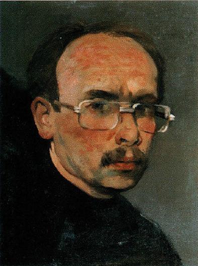 Автопортрет. 1985