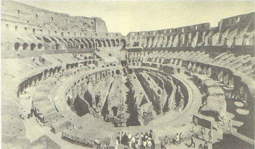 Арена Колизея.