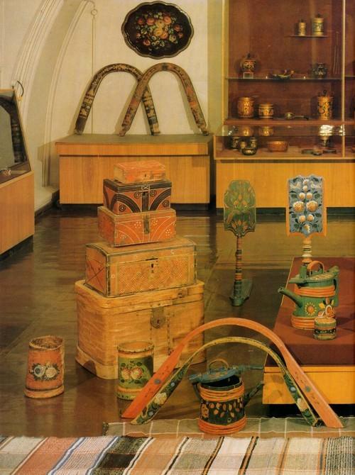 Архитектурно-этнографический музей Хохловка 3