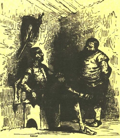 А. Порре. Ксилография. 1837