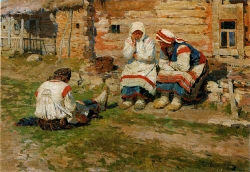 Бабы. 1893