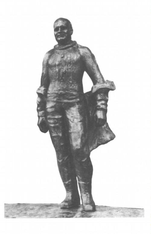 Скульптуры Виктора Фетисова