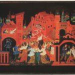 Творчество молодых художников Палеха