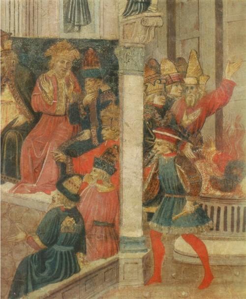 Ди Джованни ди Томазо да Модена Убийство Юлия Цезаря