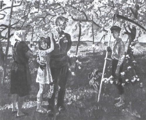 Май сорок пятого. Масло. 1980—1981.