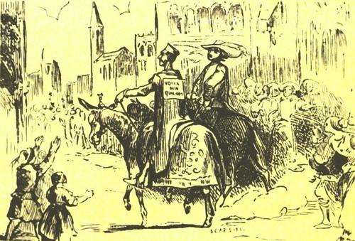 Иллюстрации Дон-Кихот