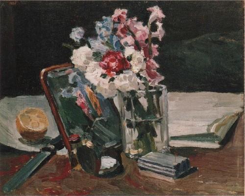 Натюрморт. Цветы. 1902 Государственная картинная галерея Армении, Ереван