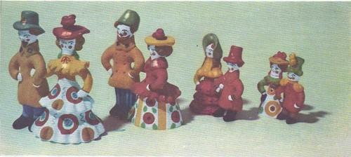 Н. Суханова. Гуляющие пары. 1965—1969.