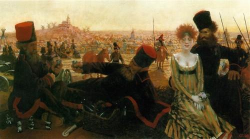 Парижский мир. 1996