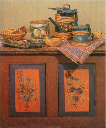 Русские росписи Прикамья