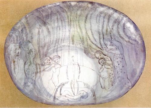 Фонтан. 1905. Акварель
