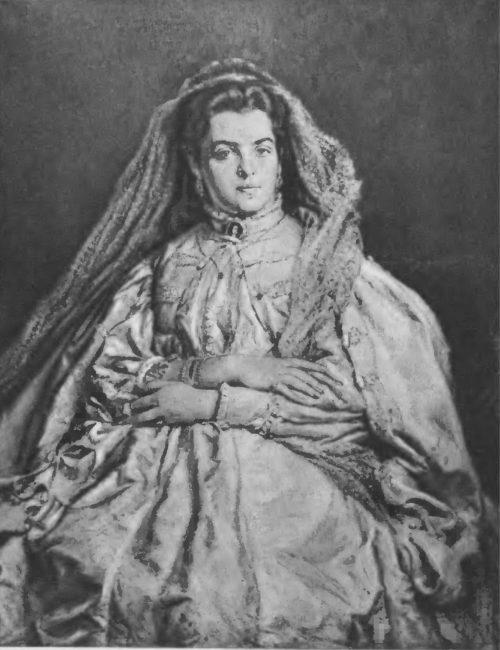 Портрет жены художника. 1865—1879 гг. Холст, масло. Варшава. Народный музей