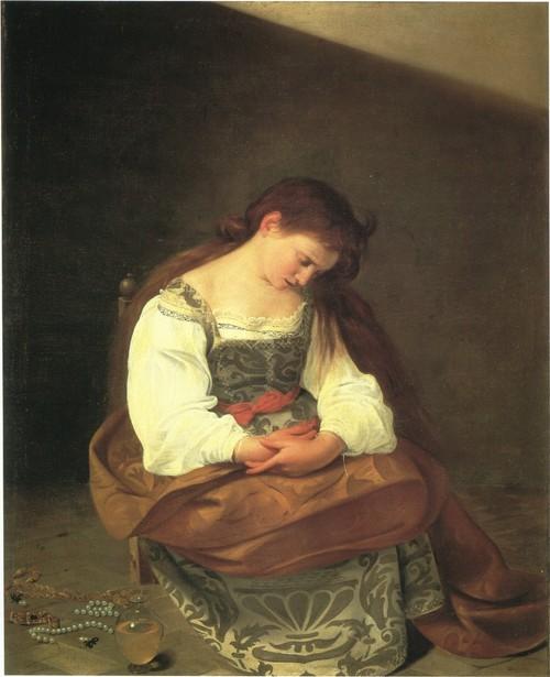 Мария Магдалина 106 х 97 см Рим, Галерея Дориа-Памфили