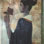 Мозаика Владимира Замкова