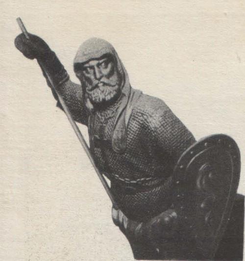 Н. Пименов. Носовое украшение винтового фрегата «Ослябя».