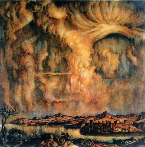 Облако. 1920-е