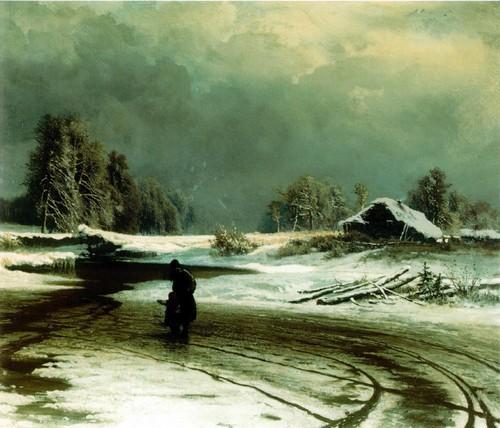 Оттепель. 1871