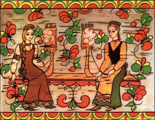 Пергомская роспись