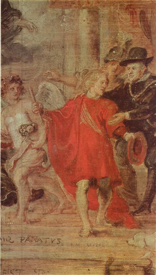 Картина Петера Пауля Рубенса
