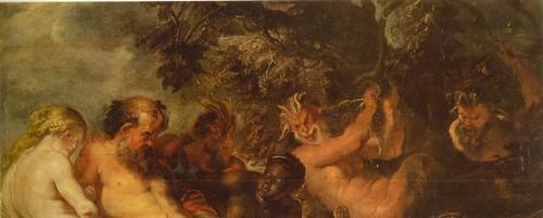 Петер Пауль Рубенс Вакханалия Около 1615. Холст, масло. 0,91 х 1,07