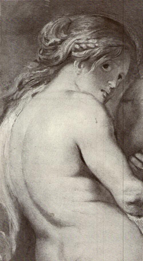 Петер Пауль Рубенс Вакханалия 1577—1640. Фрагмент.