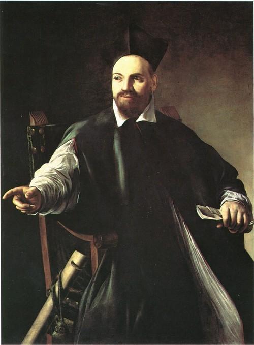 Портрет Маффео Барберини 121 х 95 см Флоренция, частное собрание