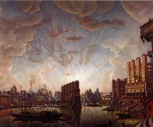 Творчество Константина Богаевского