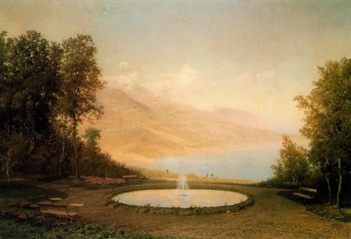 Эриклик. Фонтан. 1872