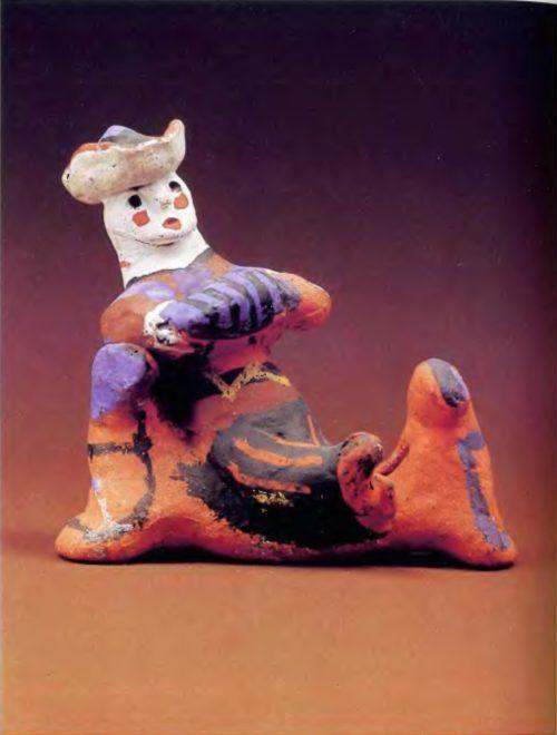 У.И. Бабкина Гармонист на диване. 1972