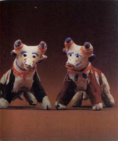 У.И. Бабкина Коровы. 1968