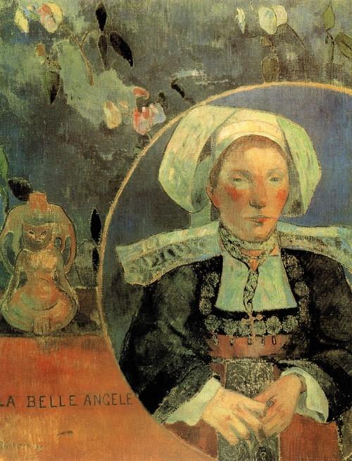 Прекрасная Анжела Париж Музей д Орсе