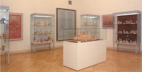 Зал XII Народное искусство XX век