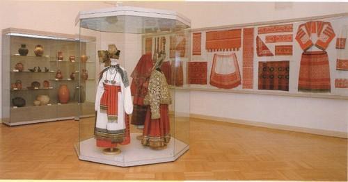 Зал VII Народное искусство XIX — начало XX века