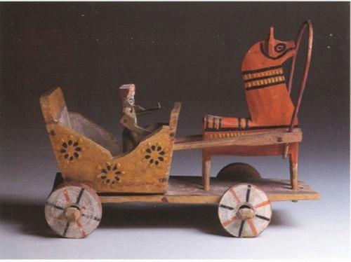 Конь в упряжи. XIX века, Гороховецкий уезд, Владимировская губерния.