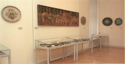 Зал IX Народное искусство XIX-XX века