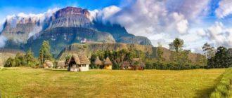 Канайма национальный парк