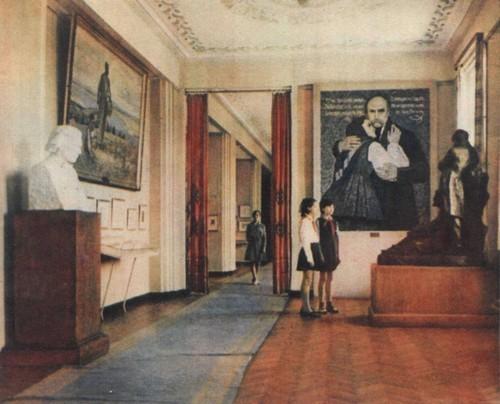 Каневский музей-заповедник Шевченко