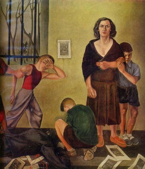 Андре Фужерон Честь и слава Андре Улье. 1949