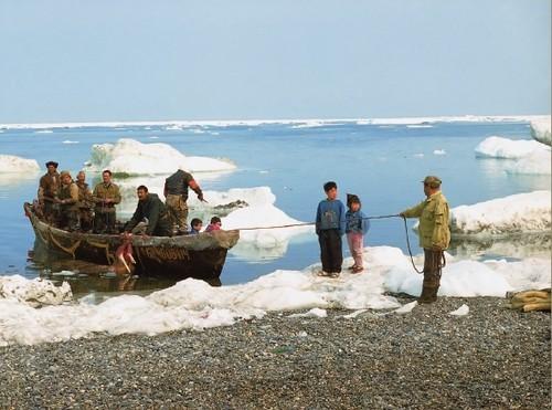 Чукотско-эскимосская резьба по кости