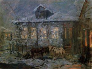 Михаил Андреевич Ромадин