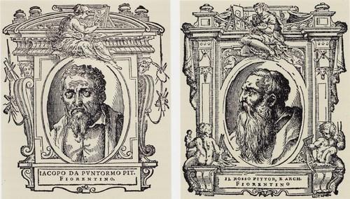 Понтормо и Россо Фьорентино
