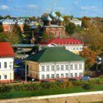 Церковная резьба Костромы