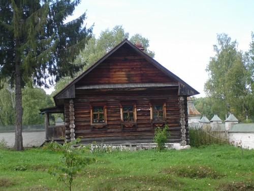 Деревянное зодчество Костромы