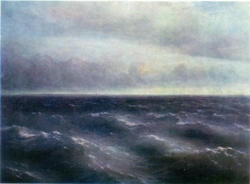 Айвазовский Черное море