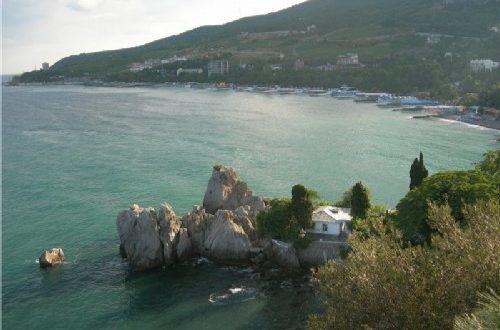 Целебные источники Крыма