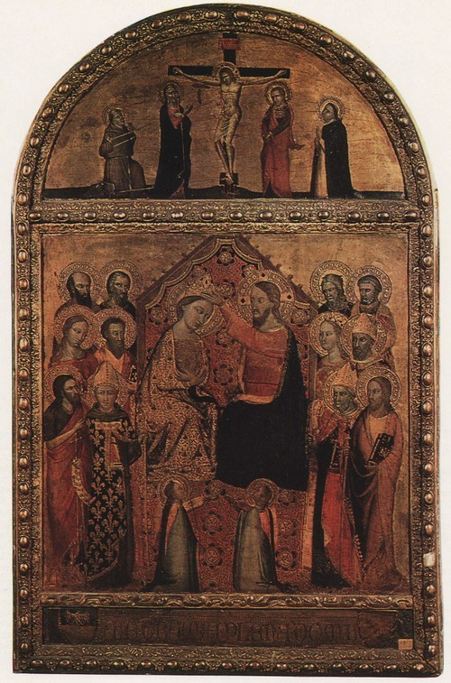 Итальянская живопись XIII-XV веков