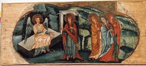 Фрески средневекового Крыма