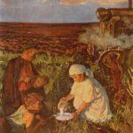 Пластов Ужин трактористов