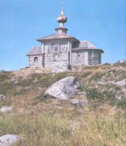 Архитектура Беломорья